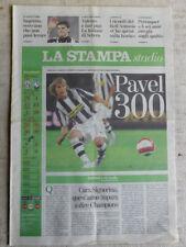 La stampa stadio 9 dicembre 2007