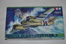 TAMIYA 1/48 BRISTOL BEAUFIGHTER TF MK X + Aires cockpit + Xtradecal decals