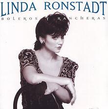 LINDA RONSTADT - CD - BOLEROS Y RANCHERAS
