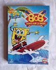 BOB SURFE SUR LA VAGUE COFFRET 2 DVD DESSIN ANIME NEUF SOUS BLISTER