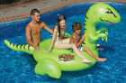 Swimline 90624 Swimming Pool Kids Giant Rideable Dinosaur Inflatable Float Toy