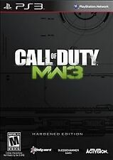 Call Of Duty: Modern Warfare 3 Hardened Edition For PlayStation 3 PS3 COD 5E