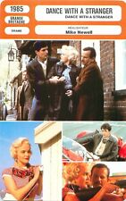 FICHE CINEMA FILM GB DANCE WITH A STRANGER Réalisateur Mike Newell