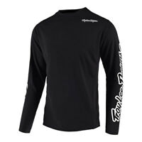 Troy Lee Designs 2019 Sprint MTB Bicycle Jersey - Black 32300321*