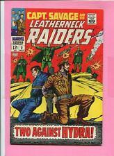 CAPTAIN SAVAGE AND HIS LEATHERNECK RAIDERS # 3 - BARON STRUCKER - HYDRA