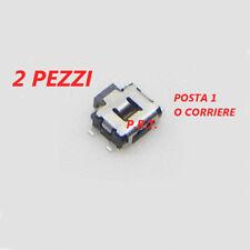 TASTO INTERNO SWITCH ( 2 pezzi ) NOKIA X6 ASHA 503 C6-00 N73 5800 C5-03