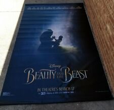 Disney's Beauty And The Beast/Born In China 5X8 DS Vinyl Movie Banner