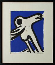 John Christoforou (1921-2014) sérigraphie originale signée au crayon 30 x 25 cm