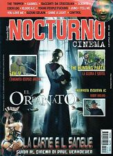 Nocturno Cinema.El Orfanato,Saw IV, Robert Englund,The hunting party,iii
