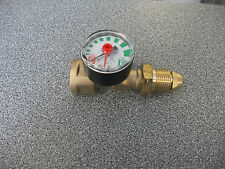 HILO PROPANE GAS BOTTLE GAUGE/MULTI PURPOSE ADAPTER - CARAVAN MOTORHOME SPARES