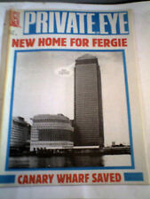 Private Eye Magazine 794 22nd May 1992 New Home for Fergie FINE