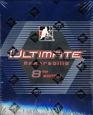 2008-09 ITG Ultimate Memorabilia 8th Edition Hockey Hobby Box