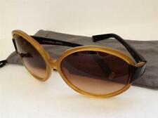 NEW $365 OLIVER PEOPLES *Ladora* Oversized Round Sunglasses