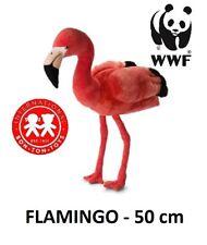 WWF Plush Collection - Wild Stories Africa - Flamingo - 50 CM - Stuffed Toy -