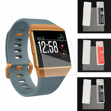 3Pcs Premium Tempered Glass Film Screen Protector for Fitbit Ionic Smart Watch