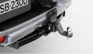 Genuine TOYOTA LAND CRUISER PRADO 4.0 V6 VVTi (GRJ150) 2009-2015 Towbar