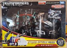 transformers Jetwing Optimus Prime DA-15 Black Ver. Takara Tomy
