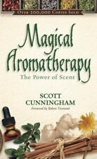 Magical Aromatherapy Cunningham ~ Wiccan Pagan Metaphysical Book Supply