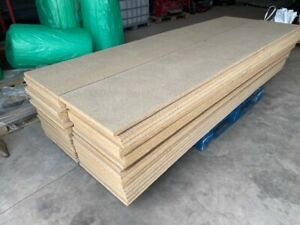 2700 x 480 x 25mm CHIPBOARD SHEET SHEETING BOARD FLOORING ROOF LOFT