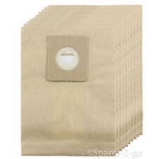 10 x Vacuum Cleaner Bags For Nilfisk King Series Hoover Bag