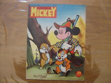 1955 Le Journal de MICKEY nouvelle serie numero 181