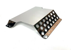 CLASSIC AUSTIN ROVER MINI SUMP GUARD PROTECTOR SKID PLATE STAINLESS STEEL Y3760