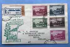 More details for norfolk island 1947 first day cover