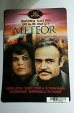 METEOR CONNERY WOOD MALDEN KEIT COVER ART MINI POSTER BACKER CARD (NOT a movie )