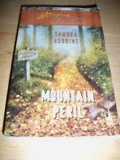 Love Inspired Suspense: Mountain Peril by Sandra Robbins (2010, Paperback)