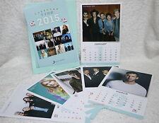 One direction Calvin Harris Michael Jackson Taiwan Promo 2015-year Calendar