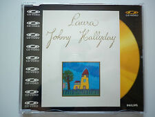 Johnny Hallyday cd vidéo Laura