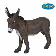 Papo Bauerhoftier-Spielfiguren mit Esel-Motiv