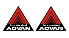 Advan stickers x2, jdm, Spoon, Honda, ae86