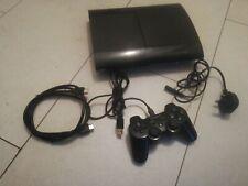 Sony Playstation 3 PS3 500GB Super Slim Console Bundle CECH-4003C