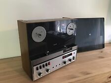 Magnétophone A Bande Revox A77 Reel to Reel Tape Deck Recorder No Reserve