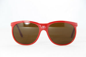 VUARNET 084 Red Sunglasses PX5000 Brown Mineral Lens