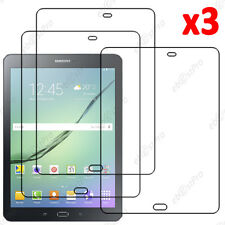 Lot x3 Film Protection Ecran Protecteur Samsung Galaxy Tab S2 9.7 T810 T815