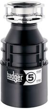 InSinkErator Badger 5 - 1/2 HP Continuous Feed Garbage Disposal Food Waste