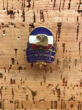 "Us Army Forscom ""Freedom's Guardian"" Eagle Enamel Pin Back Insignia Usa (A2)"