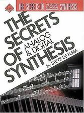 Secrets Of Analog And Digital Synthesis (Ferro Music Technology-ExLibrary