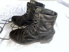 ariat paddock boots 8.5