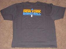 NBA Knicks Adidas Black Short Sleeve T Shirt L
