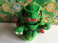 "Pokemon Plush Rayquaza 7.5"" Banpresto 2004 UFO doll stuffed figure Toy US Seller"