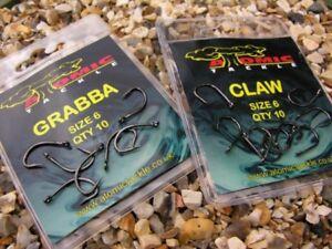 Atomic Claw Hooks