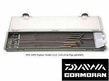 Daiwa - Cormoran PRO CARP Rigbox 34.5x9x2.6cm Modell 1110