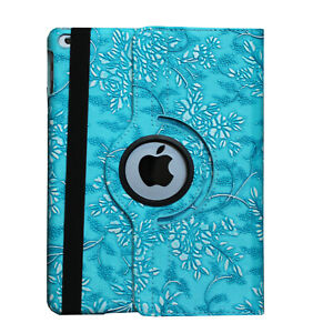 360 Rotating Smart Case Magnetic Cover for Apple iPad 8th/7th/6th/5th &Air 4/3/2
