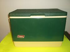 Vintage Coleman Indiana Camping Ice