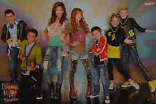 Shake it up-a3 poster (42 x 28 CM) - Bella thorne zendaya captures collection