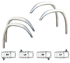 FORD TRANSIT '95-01 Extensions d'aile Neuves Chrome SET NEUF
