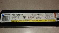 Magnetic MagneTek Fluorescent Lighting Ballast Transformer 120 volt 2 lamp rapid